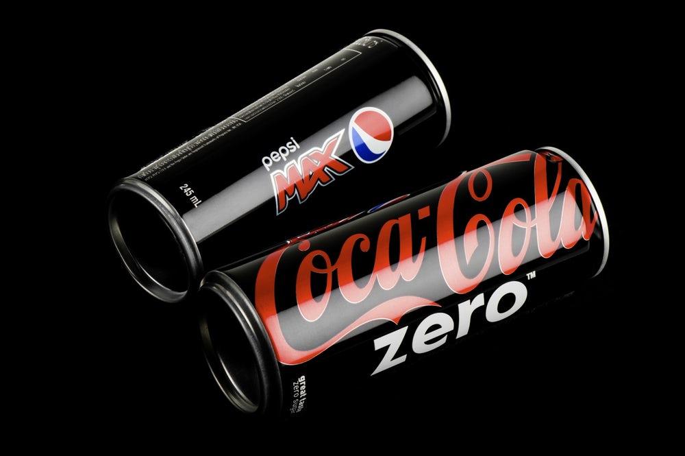 what artificial sweetener is in coke zero