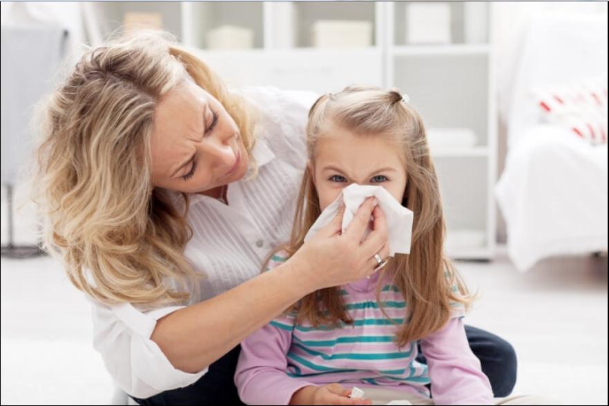 Erkältung oder Grippe