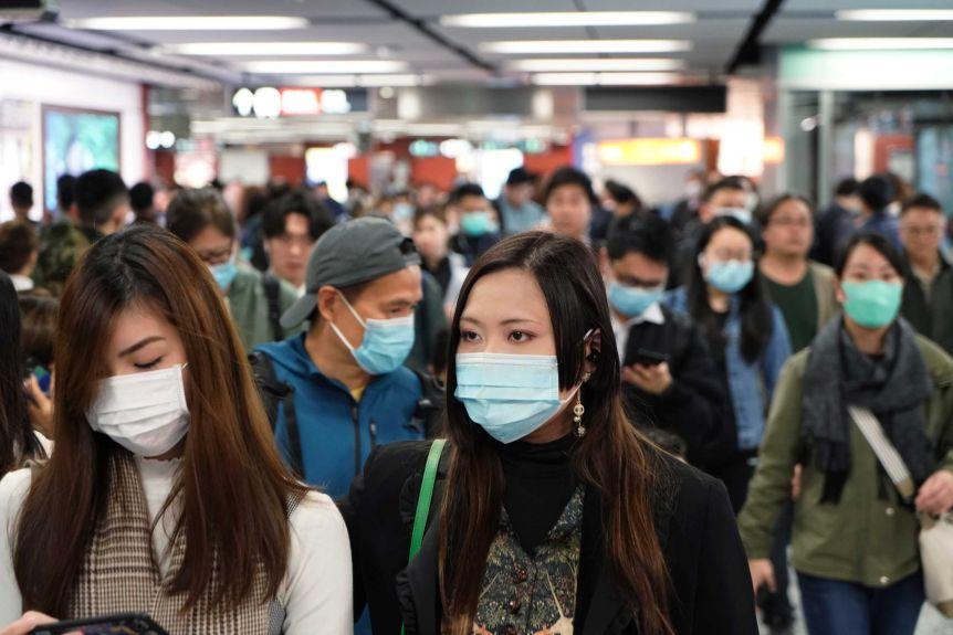 5 Millionen Menschen verließen Wuhan kurz vor Absperrmaßnahmen
