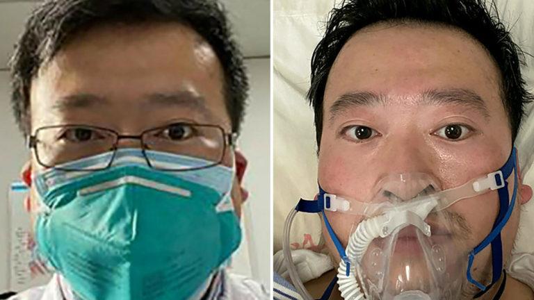 Chinesischer Hinweisgeber-Arzt an Coronavirus gestorben
