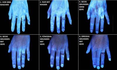 Coronavirus-Krise: Händewaschen extrem wichtig