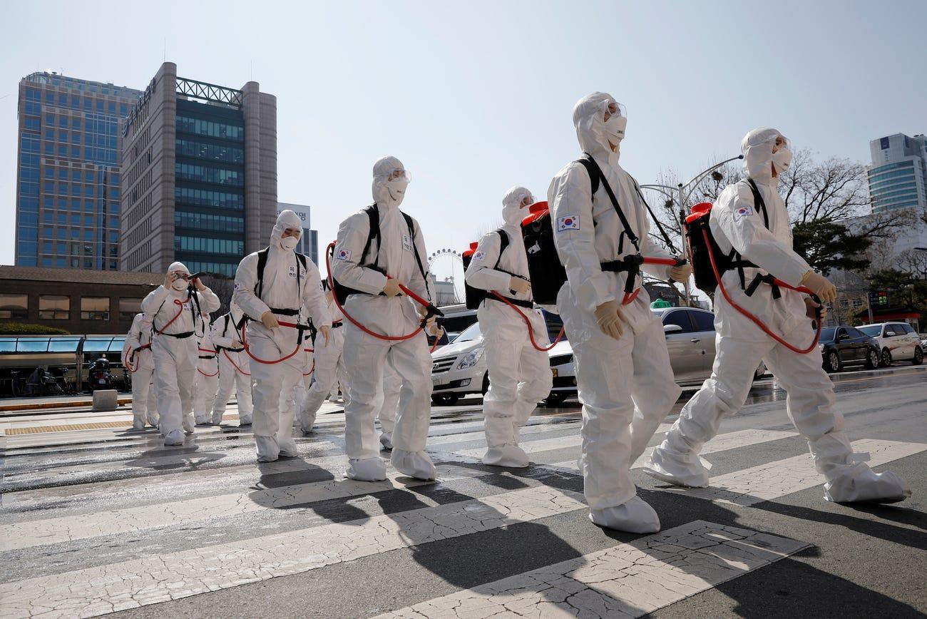 Wie schafft es Südkorea, mit dem Coronavirus fertig zu werden?